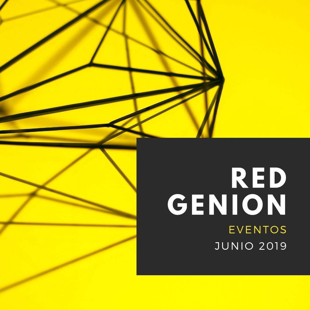 Eventos Red GENION para Junio '19